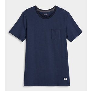 Jack & Jones marine blue t-shirt NWT